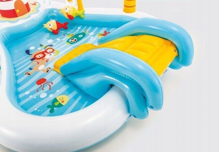 Basen wodny plac zabaw wesołe wędkowanie Intex 57162