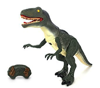 Interaktywny-Dinozaur-Velociraptor-RC-+-dźwięki-2