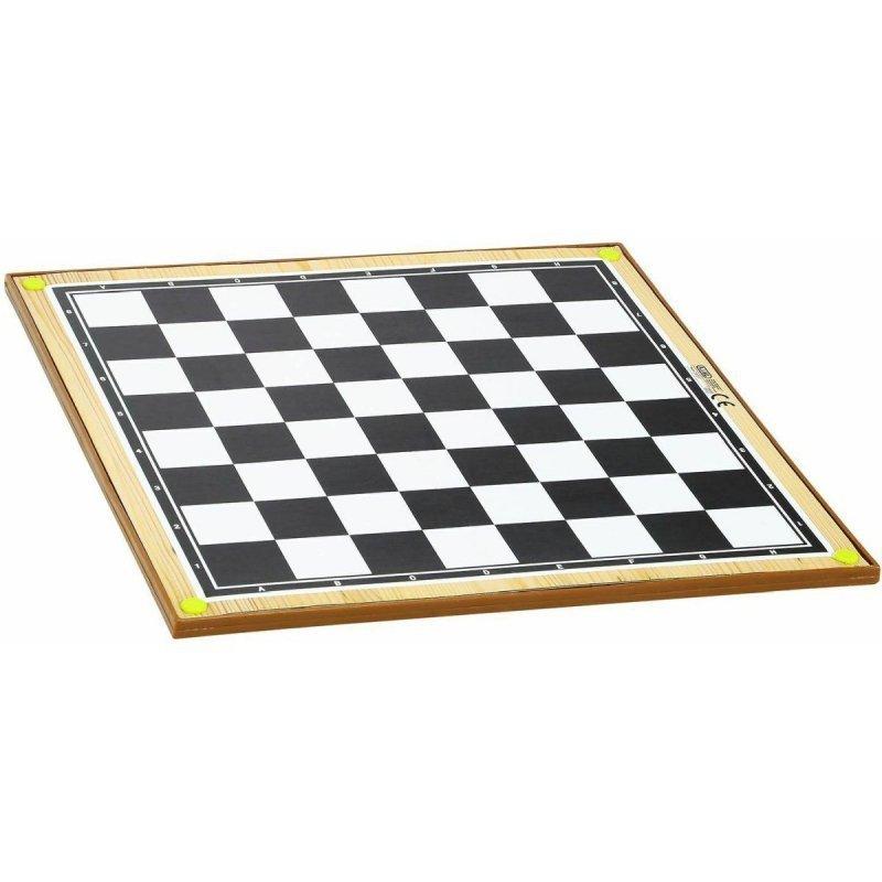 Zestaw gier szachy warcaby 2 w 1