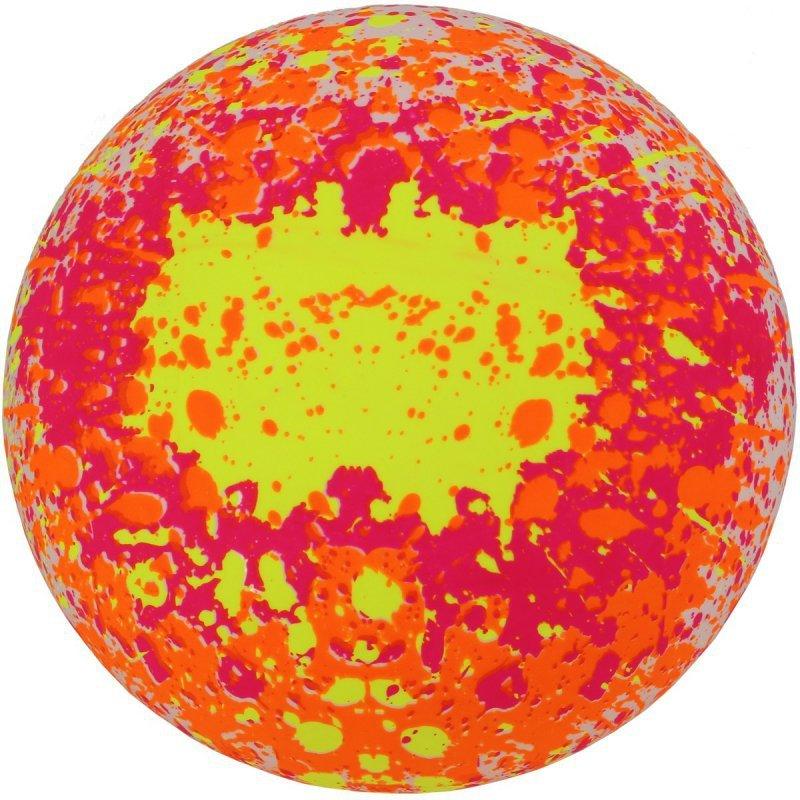 Piłka gumowa dla dzieci kolorowa 20 cm