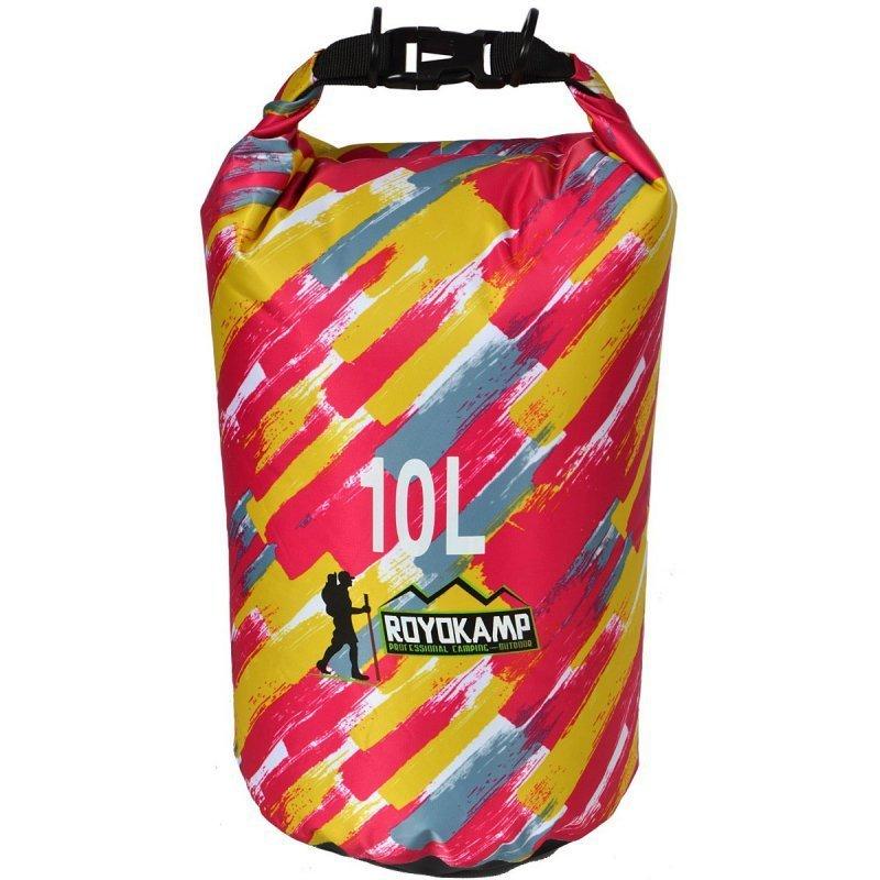 Worek wodoszczelny 10l plecak wodoodporny torba