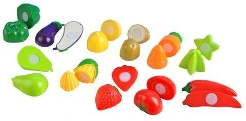 Warzywa i owoce do krojenia na rzep