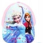 Czapka z daszkiem Frozen – Kraina Lodu różowy Rozmiar:52