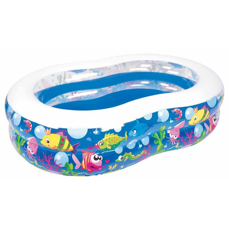 Basen-dziecięcy-rybki ósemka-175x109x46cm