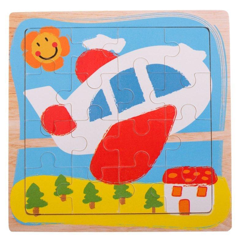 Puzzle-drewniane-układanka-samolot-12-el.-15x15 cm