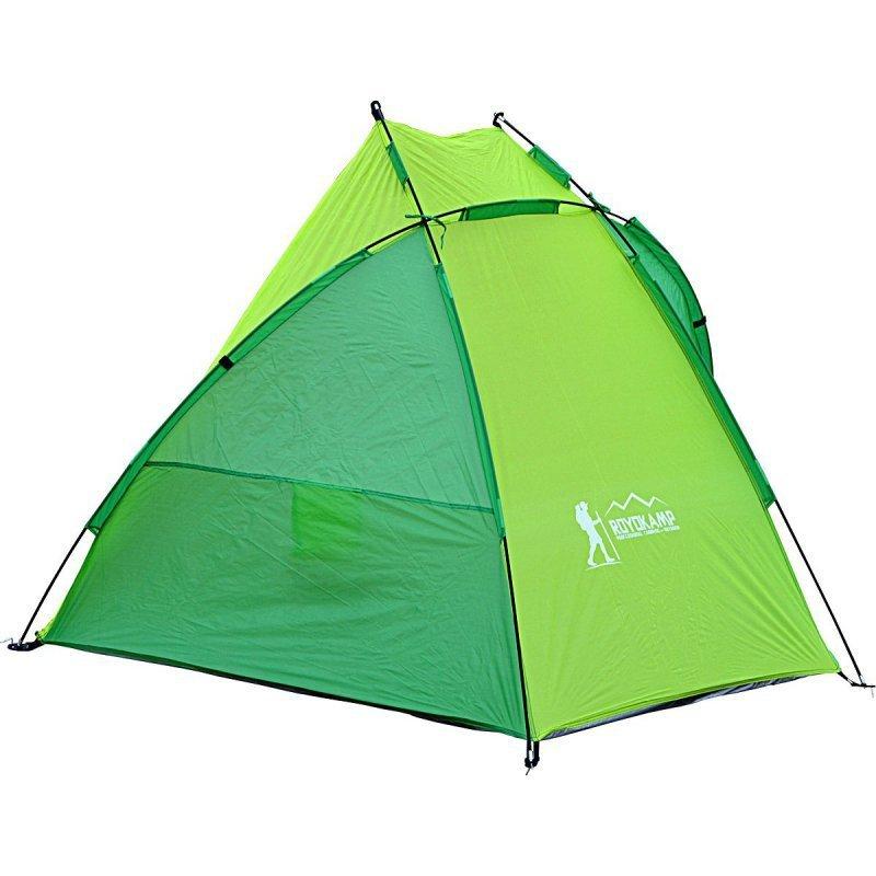 Namiot Osłona Plażowa Sun 200X100X105cm Seledynowo-Zielona