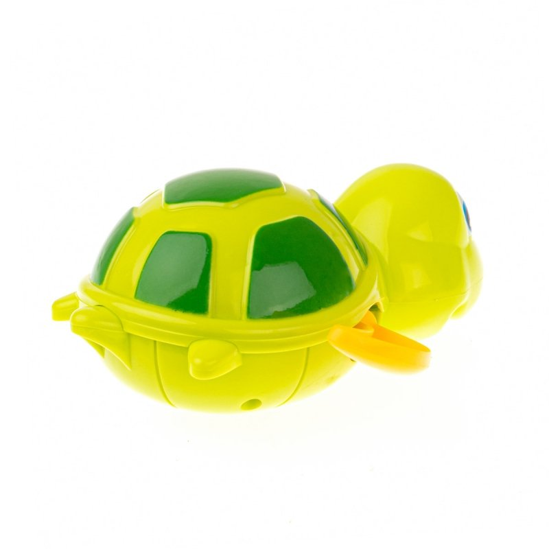 Zabawka-do-kąpieli-żółw-wodny-nakręcany-zielony-1