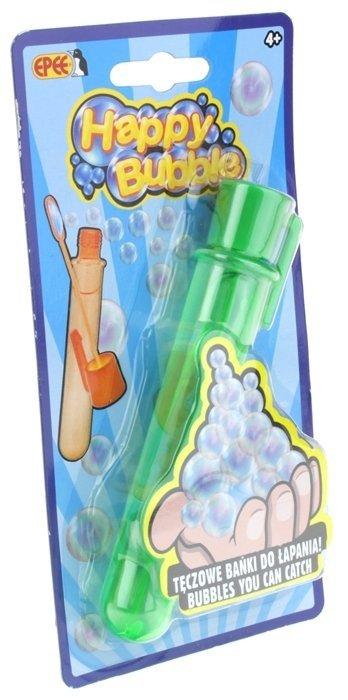 Happy Bubble zielone – Tęczowe Bańki do Łapania