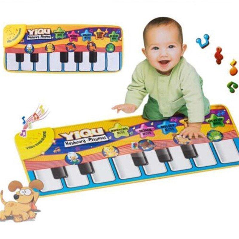 Mata Edukacyjna mini pianinko 72 x 29 cm
