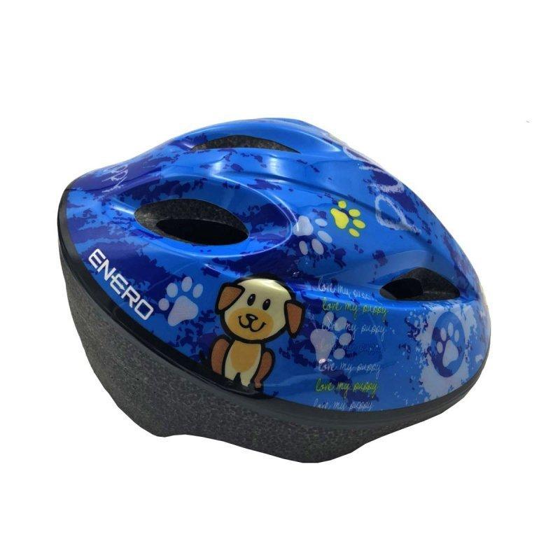 Kask rowerowy dziecięcy regulowany Puppy r.S (47-49cm)