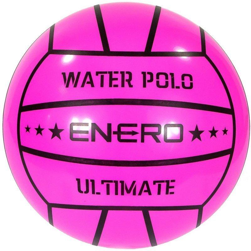 Piłka water polo różowa