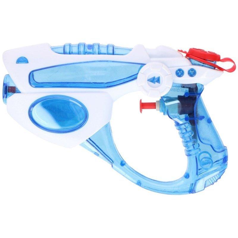Pistolet na wodę 17 cm niebieski