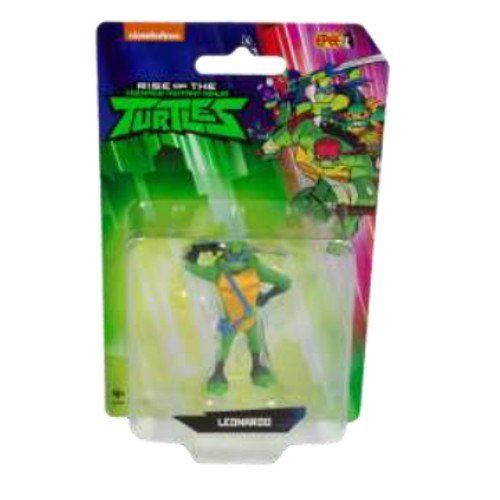 Wojownicze Żółwie Ninja - Mini Figurka 8cm Donatello