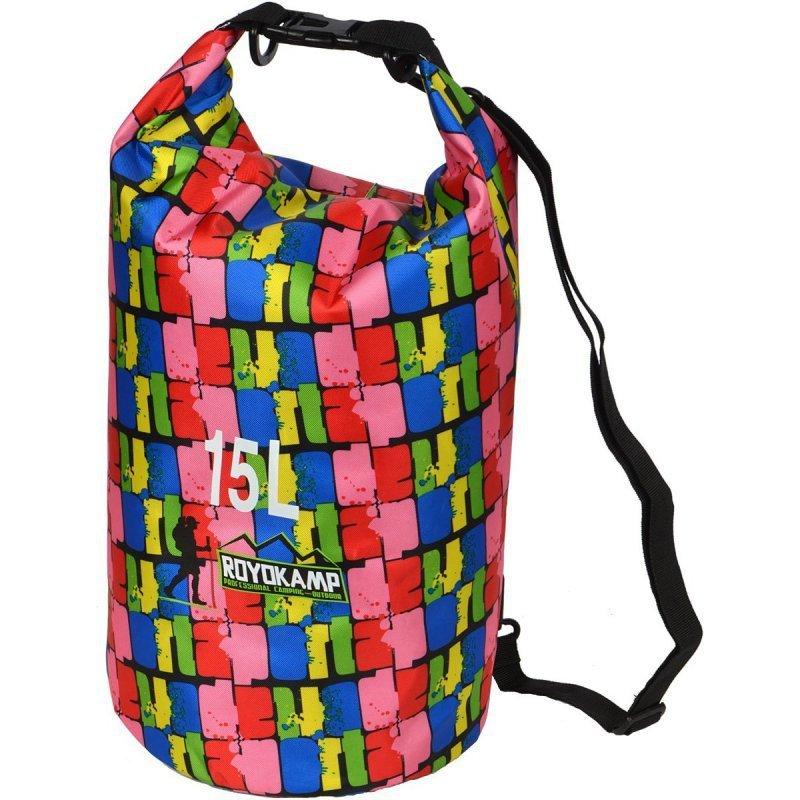 Worek wodoszczelny plecak 15l torba wodoodporna