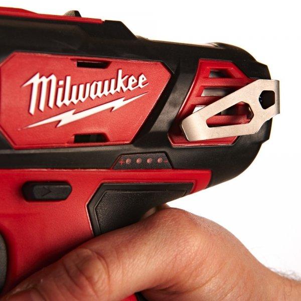 Wkrętarko-wiertarka Milwaukee M12 BDD-2020C