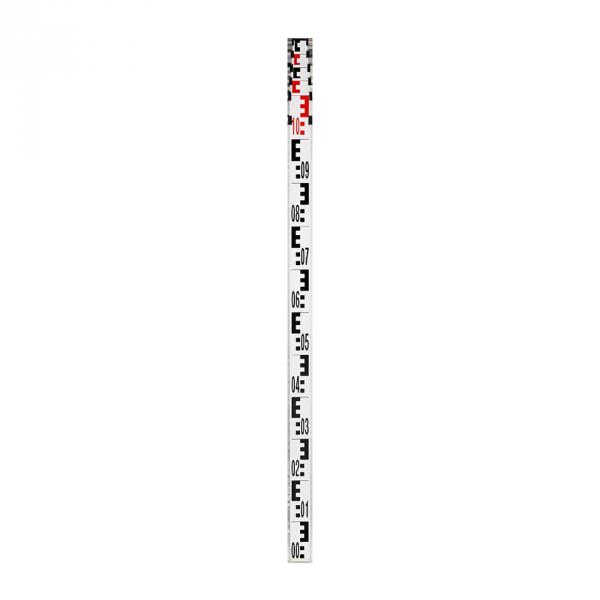 ŁATA TELESKOPOWA DO NIWELATORÓW OPTYCZNYCH 5m TS-50 NIVEL SYSTEM