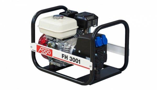 Agregat prądotwórczy jednofazowo FOGO FH 3001
