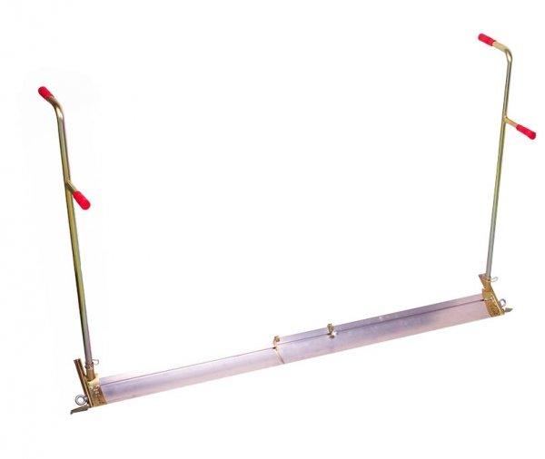 Łata brukarska ( listwa zgarniająca ) Teleplan TP-60/100