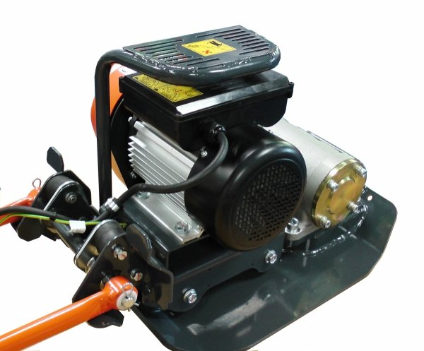 Zagęszczarka jednokierunkowa elektryczna Altrad Belle PCLX 12/40 E silnik