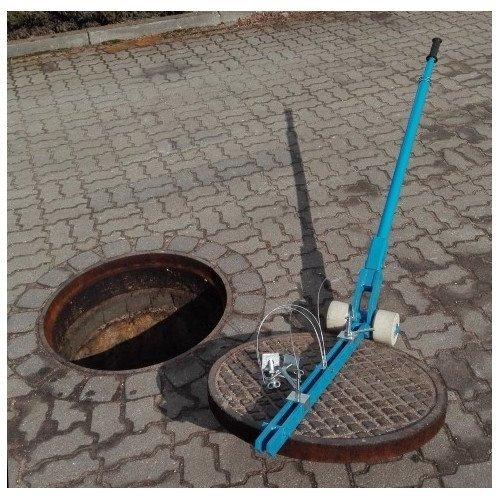 Jazon WP chwytak do pokryw kanalizacyjnych