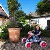 BERG Gokart na Pedały Buzzy Bloom Ciche Koła 2-5 lat do 30 kg