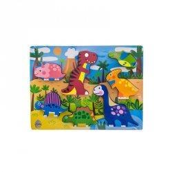 Zab puzzle dino wts62901
