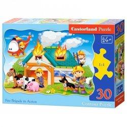 Puzzle 30 el. fire brigade