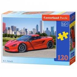 Puzzle 120el. k-1 attack