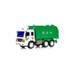 Śmieciarka do segr. odpadów