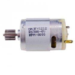 SILNIK SILNIK-6V-RS380-8000RPM