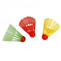 Lotka Badminton plastik ENERO 3szt Multikolor