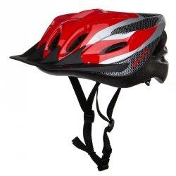 Kask rowerowy regulowany SPARTAN MTB RED r.S