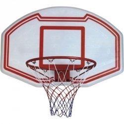 Tablica do koszykówki 90x60cm Enero + obręcz 43cm