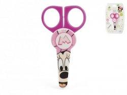 Nożyczki do paznokci dla dzieci myszka Minnie 0m+ LULABI