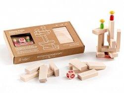 Drewniana gra zręcznościowa Szalony pałac 5l+ MILANIWOOD