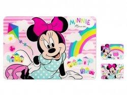 Podkładka na stół dla dziecka myszka Minnie 9m+ ULABI