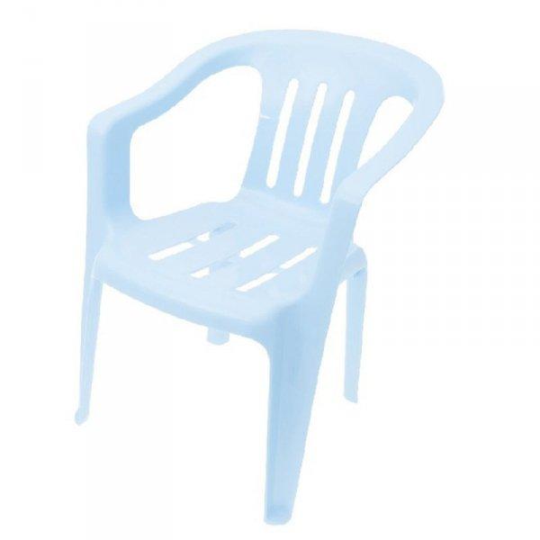 Krzesło dziecięce j.niebieski