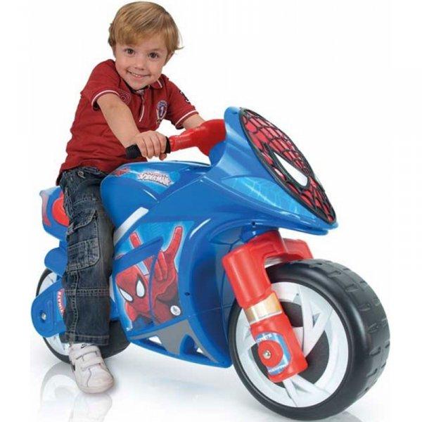 INJUSA Spiderman Motor Biegowy Jeździk (od 3 lat)