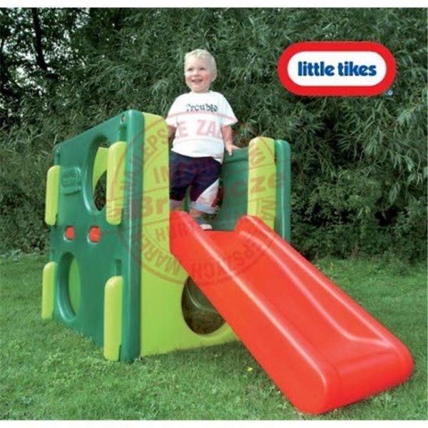 LITTLE TIKES Małpi Gaj dla Maluchów Plac Zabaw Zjeżdżalnia