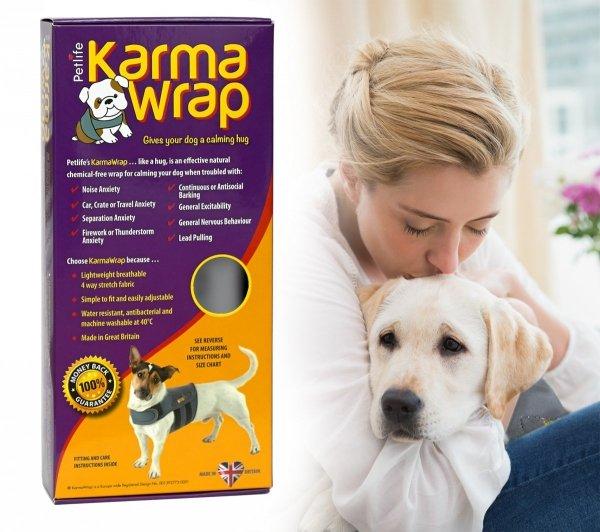 KarmaWrap - kamizelka antystresowa dla psa XS-XL
