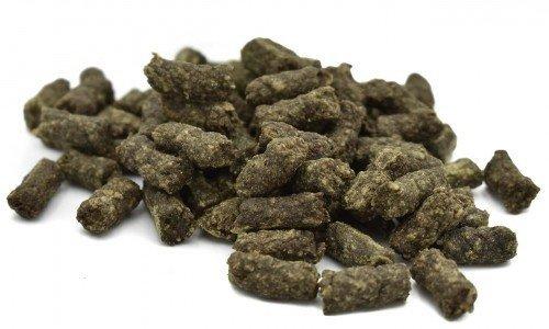 Smaczki dla psa w wołowiną, malinami i szpinakiem 120g