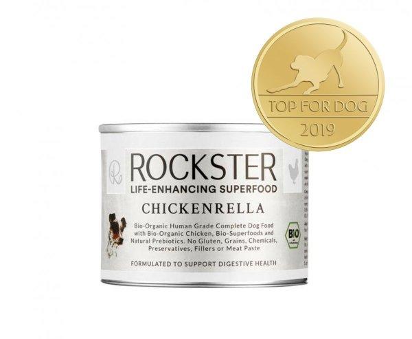 Rockster Chickenrella - BIO kurczak 195g