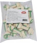 Adbi AL 56 Kość wiązana biało zielona 10cm 500g