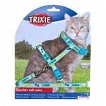 Trixie 4209 Szelki dla kota mix kolorów