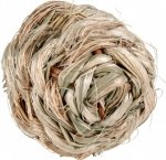Trixie 61821 Piłka z Trawy z dzwonkiem 6cm