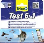 Tetra 175488 Test 6in1 25szt