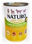 Naturo 0411 Grain & Gluten Free Kurczak 390g