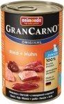 Animonda 82729 Gran Carno Junior Kura+Wołow 400g