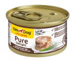 GimDog 513034 Pure Deli Kurczak & Wołowina 85g