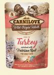 Carnilove Cat 8348 Pouch Turkey & Valerian 85g